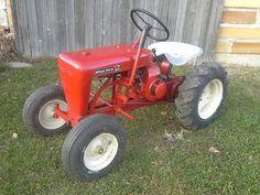 "Wheel Horse ""Vintage Restored"""