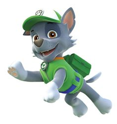Looking to Meet Your Favorite Paw Patrol Characters? 7 Names to Know: Rocky From Paw Patrol Paw Patrol Rocky, Paw Patrol Pups, Paw Patrol Cake, Paw Patrol Party, Paw Patrol Stickers, Paw Patrol Clipart, Paw Patrol Cartoon, Paw Patrol Characters, Personajes Paw Patrol