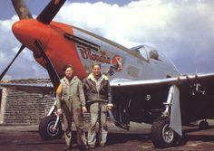 P-51D Mustang: Blondie