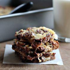 PJ's Favorite Bar Cookies | My Adventures In The Country