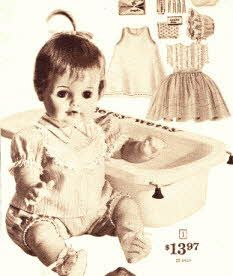 Betsy Wetsy Doll  Price: From $4.57  Description Betsy Wetsy Doll with Layette Gift Box