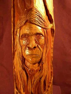 Wood Carvings- would make neat bed posts