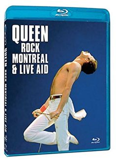 Queen: Rock Montreal & Live Aid [Blu-ray] DVD