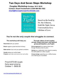 Couples therapy exercises trust