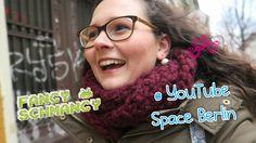 FANCYSCHMANCY @ YOUTUBE SPACE BERLIN