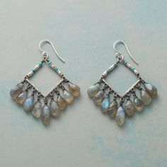TEMPEST EARRINGS: View 1