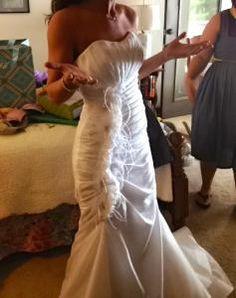 Jasmine Collection Wedding Dress