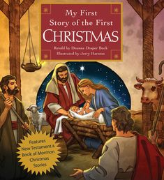 My First Story of the First Christmas (paperback)
