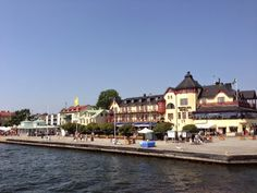 The Stockholm Tourist: Day Trip to Vaxholm in the Archipelago