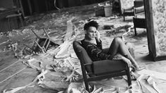 """Agnieszka Chylińska - sesja zdjęciowa promująca płytę """"Forever Child"""""""