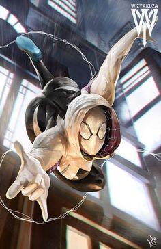 Spider Gwen by Ceasar Ian Muyuela