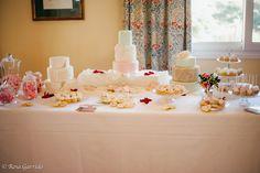 #bodas #ideales en el #Parador de #Mazagón #candybar #cakes #tartas de #boda #decoración #wedding #sweet #love