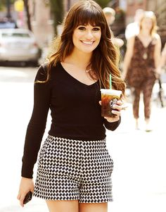 No 27: Fav Actor/Actress On The Show: Lea Michelle I think she is such a talented singer as well as an Actress :)