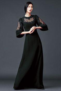 Ji Hye Park for Dolce & Gabbana F/W 14.15 Lookbook
