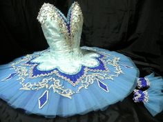 New Creation 2015! This stunning tutu has been created for the role of Aspicia…