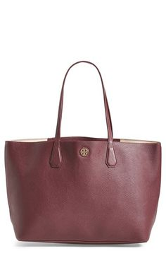 d9d4be614ce Tory Burch  Perry  Leather Tote