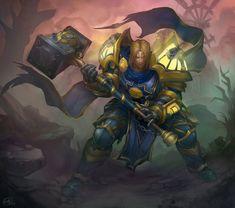 Uther the Lightbringer World of Warcraft Art world of warcraft characters world of warcraft alliance world of warcraft paladin