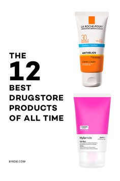 The best drugstore beauty products of all time