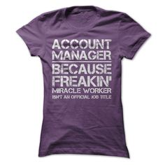 [Top tshirt name list] Account Manager Job Title  Discount 20%  Account Manager Because Freakin Miracle Worker Is Not An Official Job Title  Get this special hoodie or shirt and tell the world!  Tshirt Guys Lady Hodie  SHARE and Get Discount Today Order now before we SELL OUT  Camping 4th of july shirt fireworks tshirt account manager accountant with bicycle discount chain manager job title