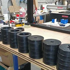 A local plastics machining solution delivers the goods in prosperous Victoria, placing high-quality plastic bushes in the hands of industry-savvy Melbourne clients.