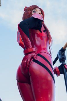 Asuka (Neon Genesis Evangelion) by RayRayCosplay.deviantart.com on @deviantART