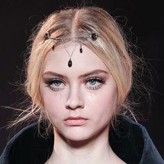 empress-empire // hello & welcome, lovely - frackoviak:  ULYANA SERGEENKO FALL 2013 | NASTYA...