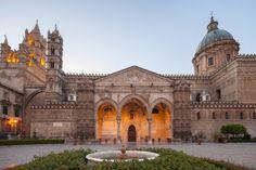 cattedrale di Maria SS. Assunta, Palermo, Italy