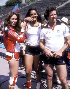 Actress Catherine Bach, actress/model Jayne Kennedy and actor Tom Wopat attend the Taping of the Television Competition Special Celebrity Challenge Classic Tv, Classic Style, Classic Fashion, Jane Kennedy, Catherine Bach, Women In America, Vintage Black Glamour, Black Actresses, Black Goddess