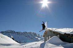 I need to ski at least once in my life!