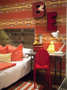 Anne's Vignette: The Finished Space - HGTV Star: Photo Highlights From Episode 1  on HGTV