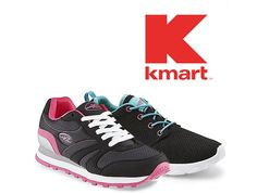 Free Shipping $35 w/ BOGO $1 Athletic Shoes for the Family  More Sale (kmart.com)