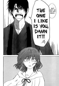 Akatsuki no Yona || Ch. 152 Yes he did it i'm so proud of him