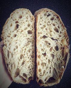 Pain au levain «express» sans pétrin | Floured : Faire son pain maison au levain