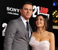 Channing Tatum, Jenna Dewan-Tatum name baby girl Everly