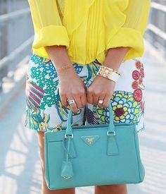 Latest Prada Handbags 2015