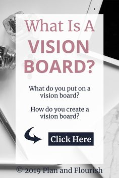 Do you want a more visual form of goal setting? Try creating a vision board. This article will teach you how to create a vision board for your dream life. Goal Setting Life, Creating A Vision Board, Time Management, Life Skills, Flourish, Dream Life, Dreaming Of You, Boards, Dreams