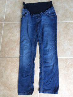 Noppies Women's Maternity Jeans Size XL High Waistband  #Noppies #StraightLeg