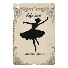 Sold! #Vintage #Ballerina #iPad #Mini #Case