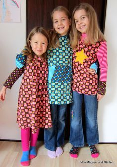 Ein süßes Trio, oder?! www.vonmaeusenundnaehten.blogspot.de