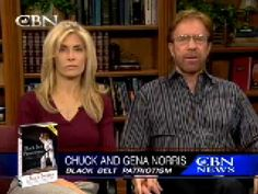 Many know him as a martial arts master and actor. But these days, Chuck Norris is playing another role -- political activist, backing GOP candidate Mike Huck. Chuck Norris, Christian Videos, Christian Music, Pat Robertson, American Freedom, Secrets Revealed, Freedom Of Speech, Our Country, Black Belt