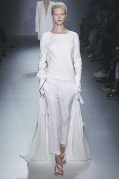 The 50 Best Bridal Looks from the Spring 2015 Collections – Vogue - Haider Ackermann