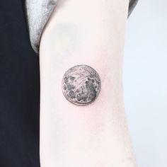over the moon for this tattoo.