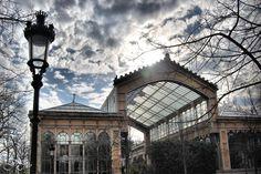 Invernadero Pac Ciutadella, Barcelona