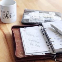 Personal Organizer, Filofax, No Time For Me, Notebook, Organization, Zip, Notebooks, Day Planners, Getting Organized