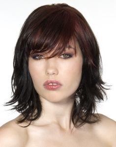 cabello corto en capas grafiladas - Buscar con Google