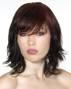 Slimming Hairstyles | Face Slimming Hairstyles and Haircuts