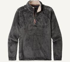 Pebble Pile  Pullover Fleece 04a77ec309