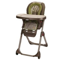 Graco DuoDiner LX High Chair - Similar to this pattern. Ours is called Dempsey