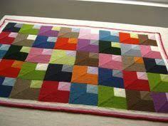 Image result for log cabin knit