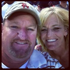 Krista & I at the DBacks game. Game, Couple Photos, Couples, My Style, Couple Shots, Venison, Games, Couple, Couple Pics